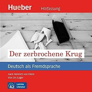 Der zerbrochene Krug (Deutsch als Fremdsprache) Titelbild