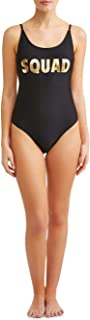 Juniors' One Piece Swimsuit