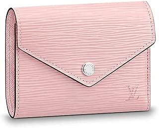 Victorine Wallet Epi Leather M62946 Rose Ballerine