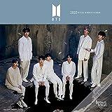 BTS OFFICIAL 2022 7 x 7 Inch Monthly Mini Wall Calendar, K-Pop Bangtan Boys Music