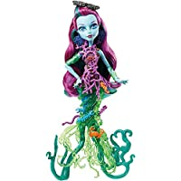 Monster High DHB48 Mattel - Muñeca, Monstruitas de profundidades, Posea