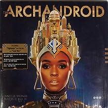 Janelle Monáe - The Archandroid - Bad Boy Entertainment - 7567-89246-0, Wondaland - 7567-89246-0