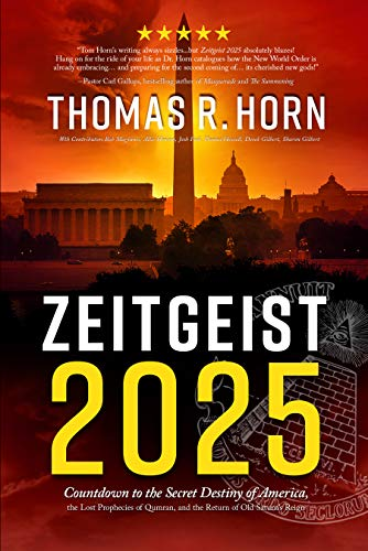 Zeitgeist 2025: Countdown to the Secret Destiny of America… The Lost Prophecies of Qumran, and The Return of Old Saturn's Reign