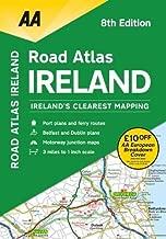 AA Road Atlas Ireland 2019