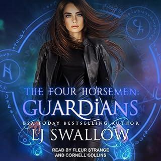 The Four Horsemen: Guardians     Four Horsemen Series, Book 4              Auteur(s):                                                                                                                                 LJ Swallow                               Narrateur(s):                                                                                                                                 Cornell Collins,                                                                                        Fleur Strange                      Durée: 4 h et 52 min     Pas de évaluations     Au global 0,0