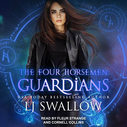 The Four Horsemen: Guardians     Four Horsemen Series, Book 4              By:                                                                                                                                 LJ Swallow                               Narrated by:                                                                                                                                 Cornell Collins,                                                                                        Fleur Strange                      Length: 4 hrs and 52 mins     1 rating     Overall 4.0