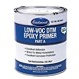 Eastwood Gray Epoxy Steel Aluminum Fiberglass Primer and Sealer Gallon 1:1 Corrosion Resistance