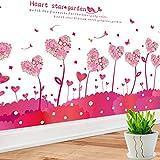 Tatuaje de pared, él jardín, zócalo, cama, cintura, cocina, escaleras, decoración, pared, calcomanías, imágenes, vivero, pintura, vinilo, cartel, colgante, hogar abstracto