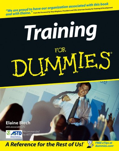 Training For Dummies (English Edition)