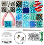 Modda Jewelry Making Supplies - Jewelry Making Kits for Adults, Teens, Girls, Beginners, Women - Includes...
