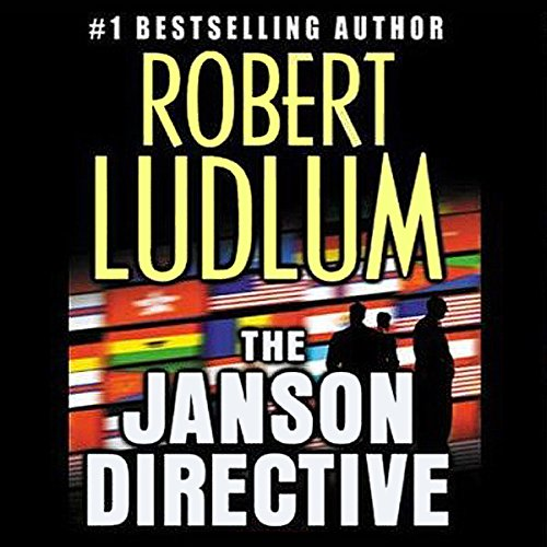 The Janson Directive Audiobook By Robert Ludlum cover art