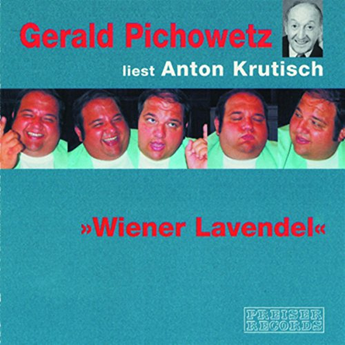 Wiener Lavendel audiobook cover art