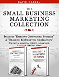 """The Small Business Marketing Collection (2-in-1): Includes """"Effective Copywriting Strategy"""" + """"Branding & Marketing for Startups"""" The digital marketing guide to launch your startup or personal brand"""