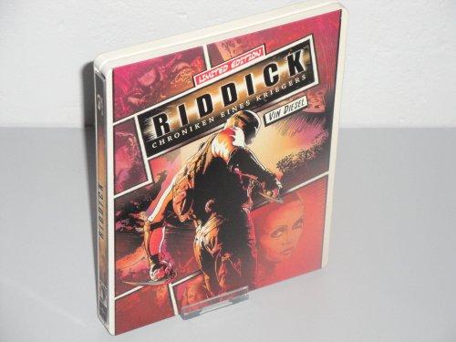 Riddick - Chroniken eines Kriegers - Limited Steelbook Edition (Blu-ray)