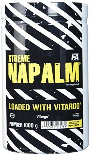 FA Nutrition Xtreme Napalm Loaded with Vitargo - 1 kg - Mojito - Pre-workout