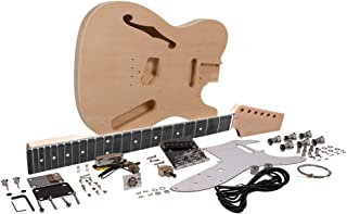 Best hollow body telecaster guitar kit Reviews