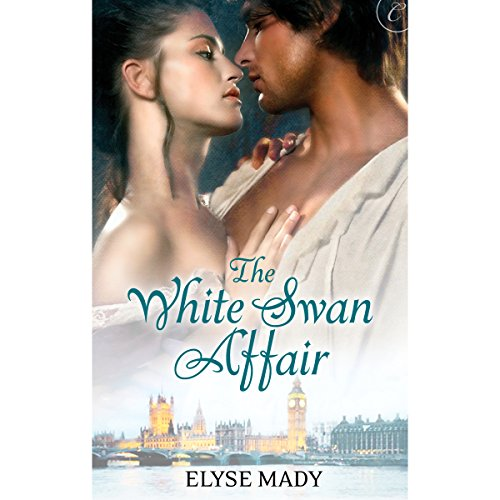 The White Swan Affair audiobook cover art