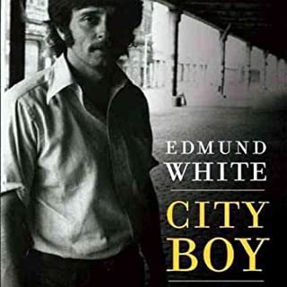 City Boy audiobook cover art