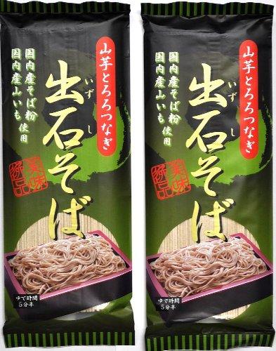 東亜食品 山芋つなぎ出石そば 240g×2袋