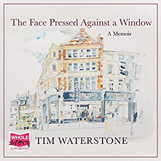The Face Pressed Against a Window cover art