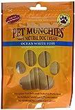 Pet Munchies - Ocean White Fish, 0.1KG
