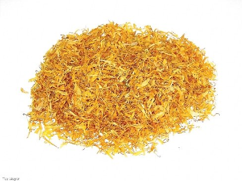 Ringelblumenblüten ohne Kelch Tee 1 kg Vorratspack Tee-Meyer