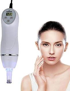 YAVOCOS 6 نکات Blackhead Vacuum Suction Remover Machine Mini Diamond 17 Dermabrasion Skin Peeling Beauty Machine Digital Digital Vacuum