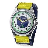 アンペルマン AMPELMANN 腕時計 キッズウォッチ AMA-2035-04 ネイビー ホワイト 並行輸入品