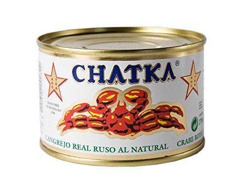 Chatka - Cangrejo Real Ruso 60% Patas 220 g