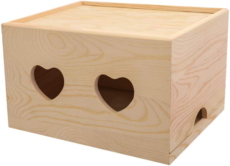 Draht Aufbewahrungsbox Massivholz Kabel Steckdose Aufbewahrungsbox Steckkarte Steckreihe Ladekabel Ladekabel Ladekabel Aufbewahrungsbox B07GBNM8N9 | Schön In Der Farbe  ef049e