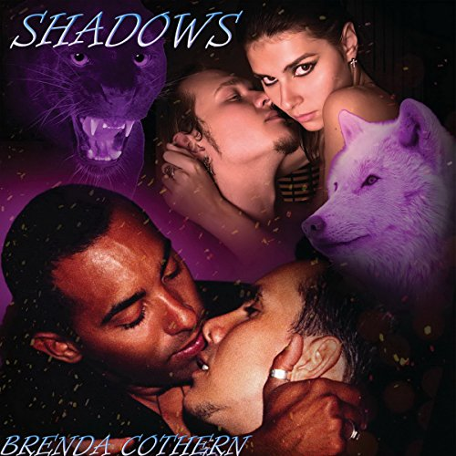 Shadows Audiobook By Brenda Cothern cover art