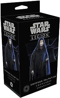 Fantasy Flight Games Star Wars Legion Emperor Palpatine Commander Expansion Strategy Game