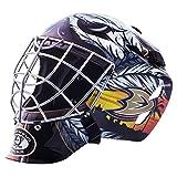 Franklin Sports - Masque de Gardien de Hockey de la LNH Anaheim -...
