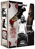 Coffret : Get Out + Split + Happy Birth Dead