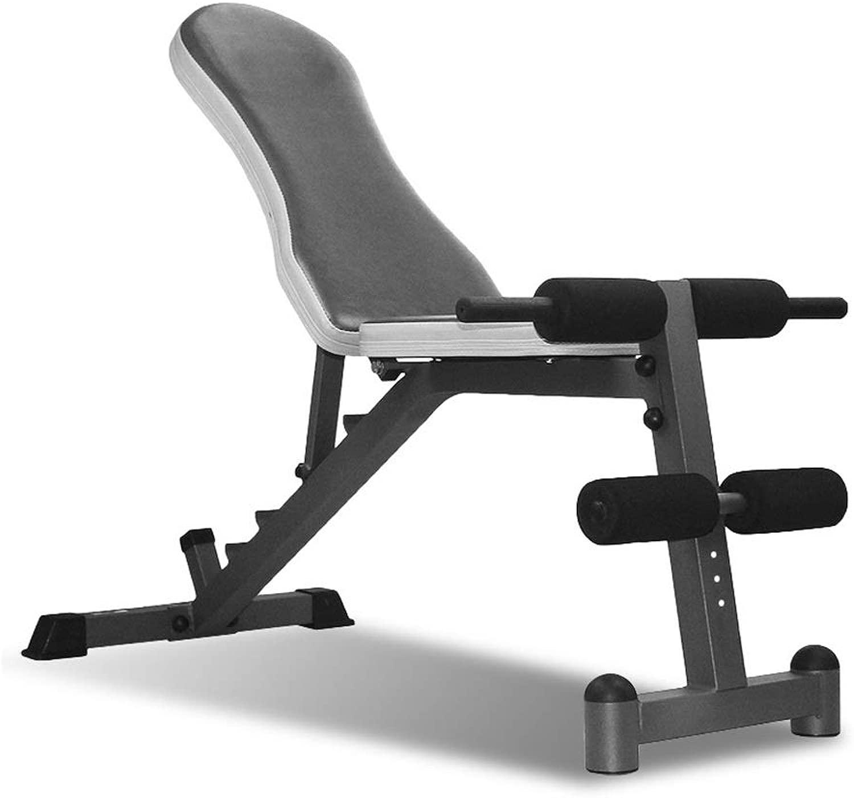 ウェイトトレーニングベンチ 重量ベンチ、飛ぶ鳥仰臥位ボードホーム多機能シットアップボード折りたたみ商業ベンチプレス重量挙げ機器 ベンチプレス (Color : Style2)