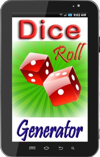 Dice Roll Generator (Interactive eBook Apps) (English Edition)