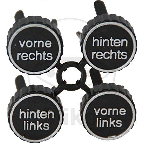HP-Autozubehör 82113 Universal Radmerker-Set, Set of 12