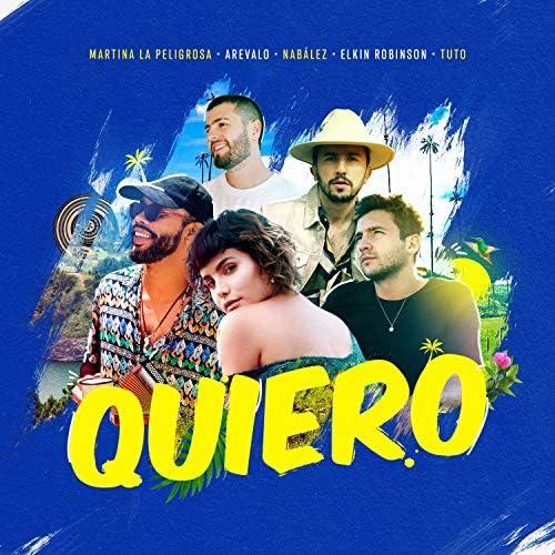 Martina La Peligrosa, Arevalo & Nabalez feat. Elkin Robinson & Tuto