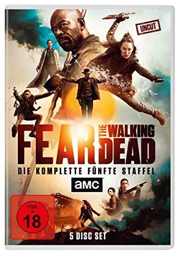 Fear the Walking Dead - Die komplette fünfte Staffel [5 DVDs]