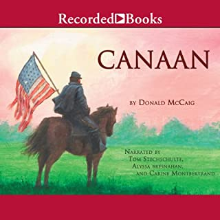 Canaan                   By:                                                                                                                                 Donald McCaig                               Narrated by:                                                                                                                                 Donald McCaig                      Length: 14 hrs and 14 mins     5 ratings     Overall 3.8
