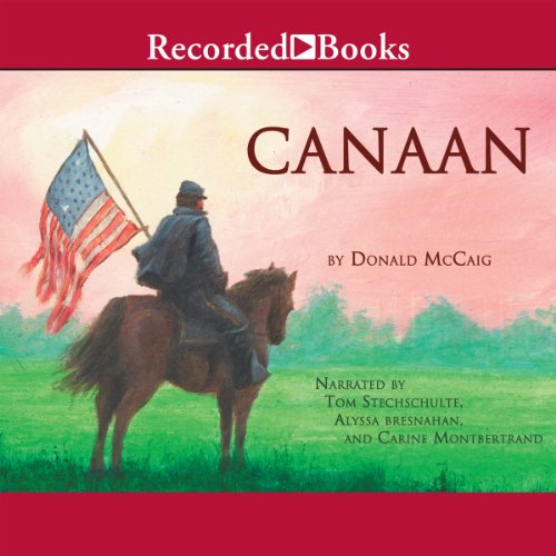Canaan audiobook cover art
