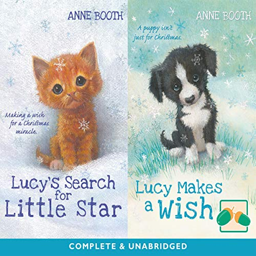 Lucy's Search for Little Star & Lucy Makes a Wish cover art