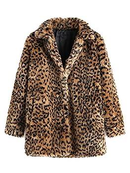 Best leopard faux fur coat Reviews
