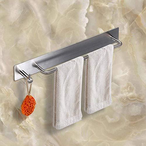 Toallero de acero inoxidable BTSKY (304) para baño, hotel , Towel Holder with Hook