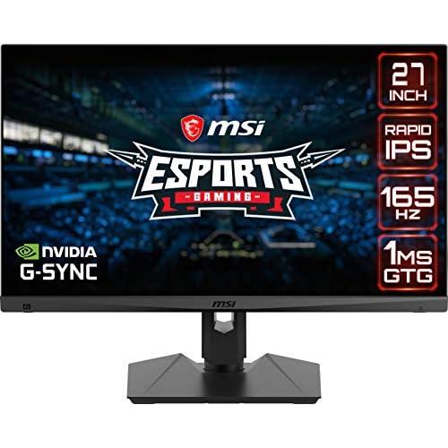 MSI Optix MAG274QRF-QD Monitor Gaming 27