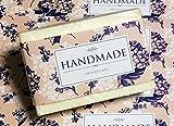 ZZYBIA Wrap Papier Klebeband für Homemade Seife Bar Handgefertigte Produkte 20Stück Horizontal -...