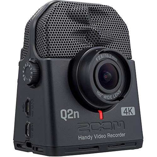 Zoom Q2n-4K/IF - registratore digitale audio e video