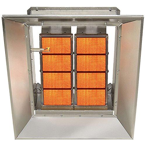 SunStar Natural Gas Heater Infrared Ceramic, 80000 BTU