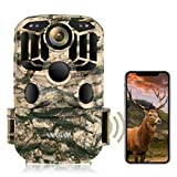 Best Wildlife Cameras - VANBAR Wildlife Camera WiFi 1296P 24MP, Hunting Trail Review