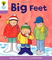 Oxford Reading Tree: Level 1+: First Sentences: Big Feet